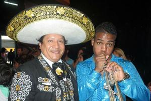 Mariachis en Callao