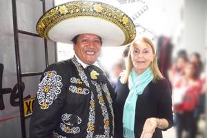 Mariachis en San Borja